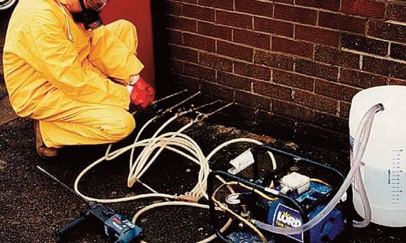 power cleaning service